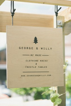 Tuesday Feature – George and Willy