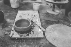 Handmade series: pottery